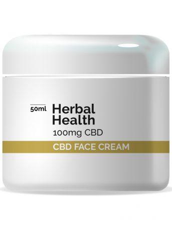 CBD Face Cream 100mg