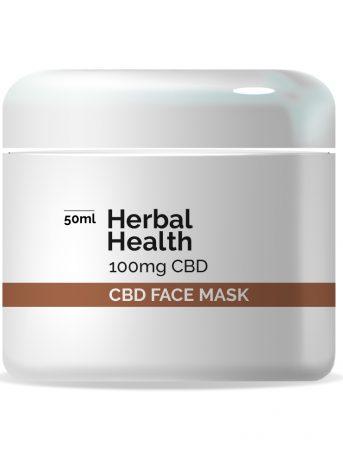 CBD Clay Mask 100mg