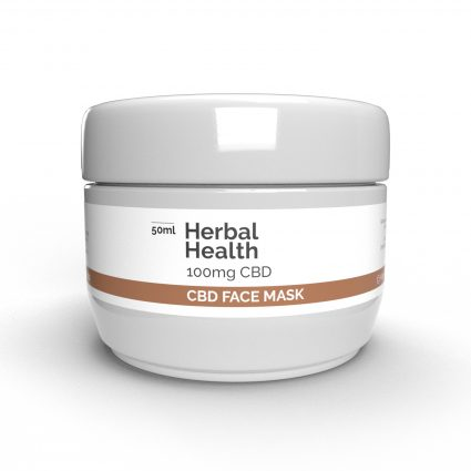 CBD Face Mask 100mg
