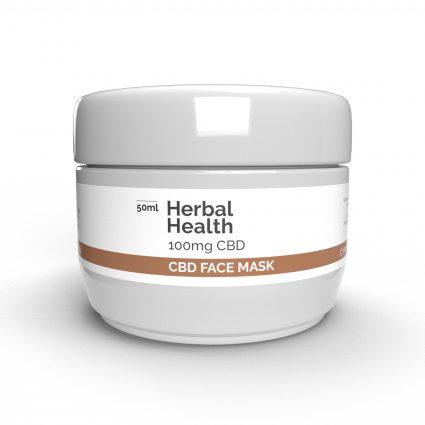 CBD Face Mask 100mg