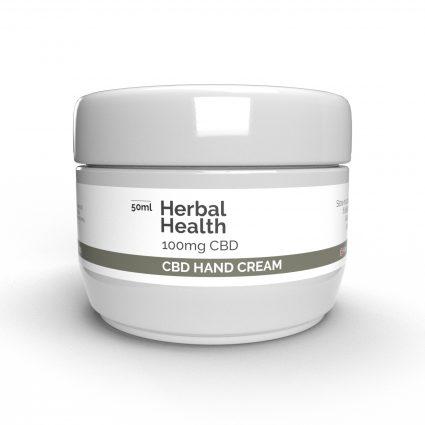 CBD Hand Cream 100mg