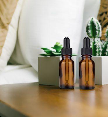 Herbal Health - Tincture bottles