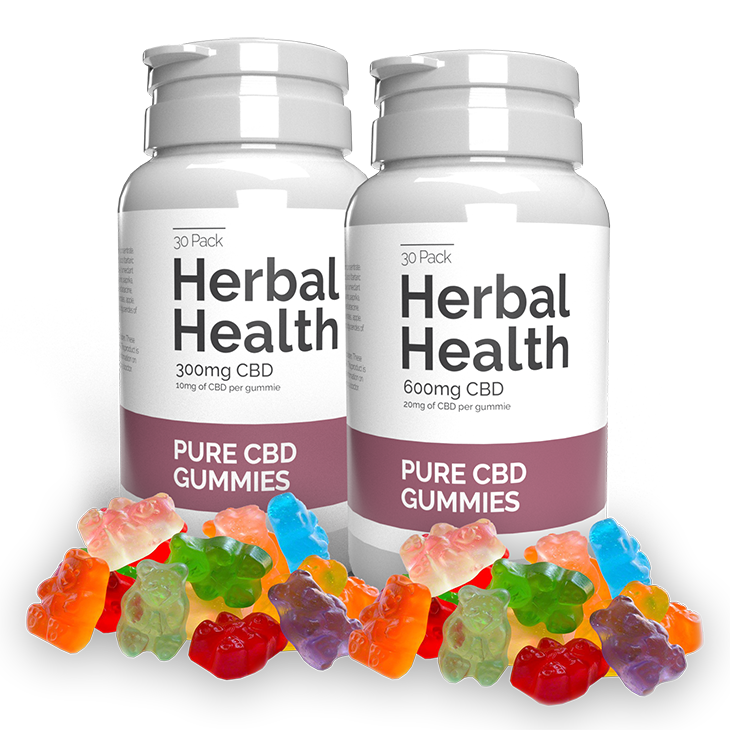 Herbal Health CBD Gummies