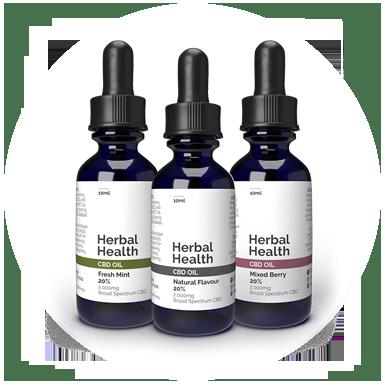 Herbal Health CBD 5% CBD Oil
